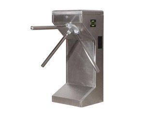 Tripod-turnstile-motorized
