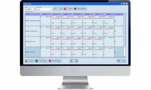 AMG Attendance System Desktop – Flexap